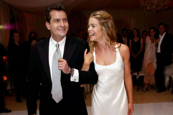 RHOBH Newbie Denise Richards Opens Up About Her Scary Marriage To Charlie Sheen