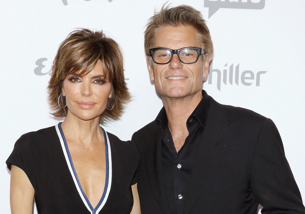RHOBH Stars Lisa Rinna And Harry Hamlin Slam Nicolette Sheridan's Claims She Did Not Cheat With Michael Bolton