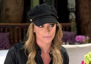 RHOBH Teddi Mellencamp Makes Shocking Allegations About Lisa Vanderpump Grieving The Loss Of Her Brother