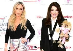 RHOBH Teddi Mellencamp Reveals What Is At The Root Of Her Feud With Lisa Vanderpump