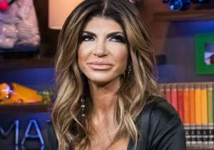 RHONJ Star Teresa Giudice Caught Again With 26-Year-Old Boy Toy, Despite Her Denials