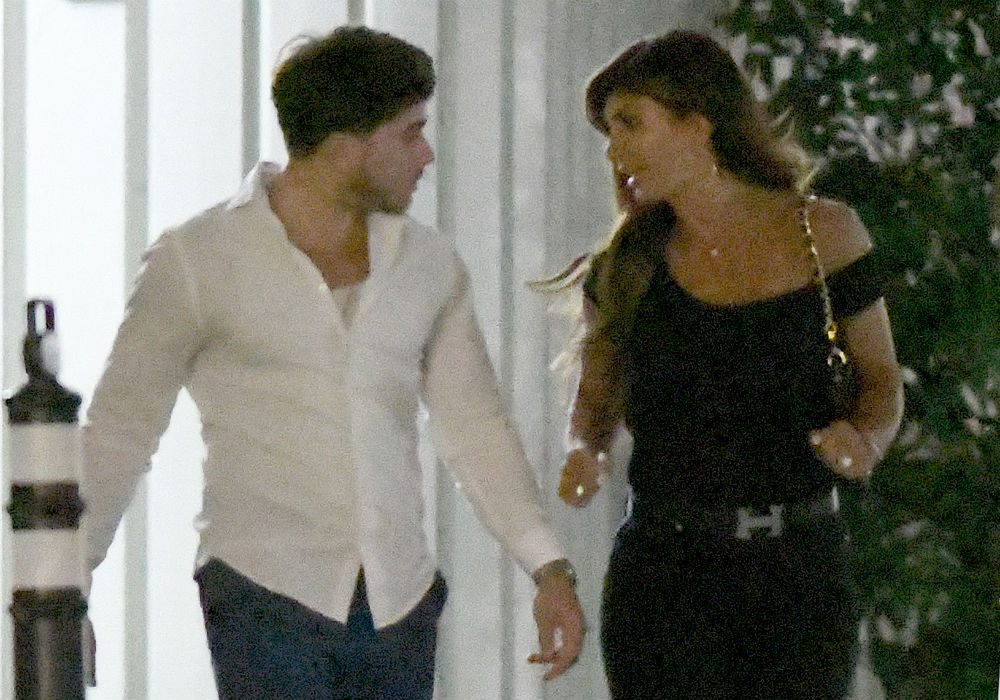 RHONJ Star Teresa Giudice Was Spotted With Boy Toy Blake Way Back In August 2018