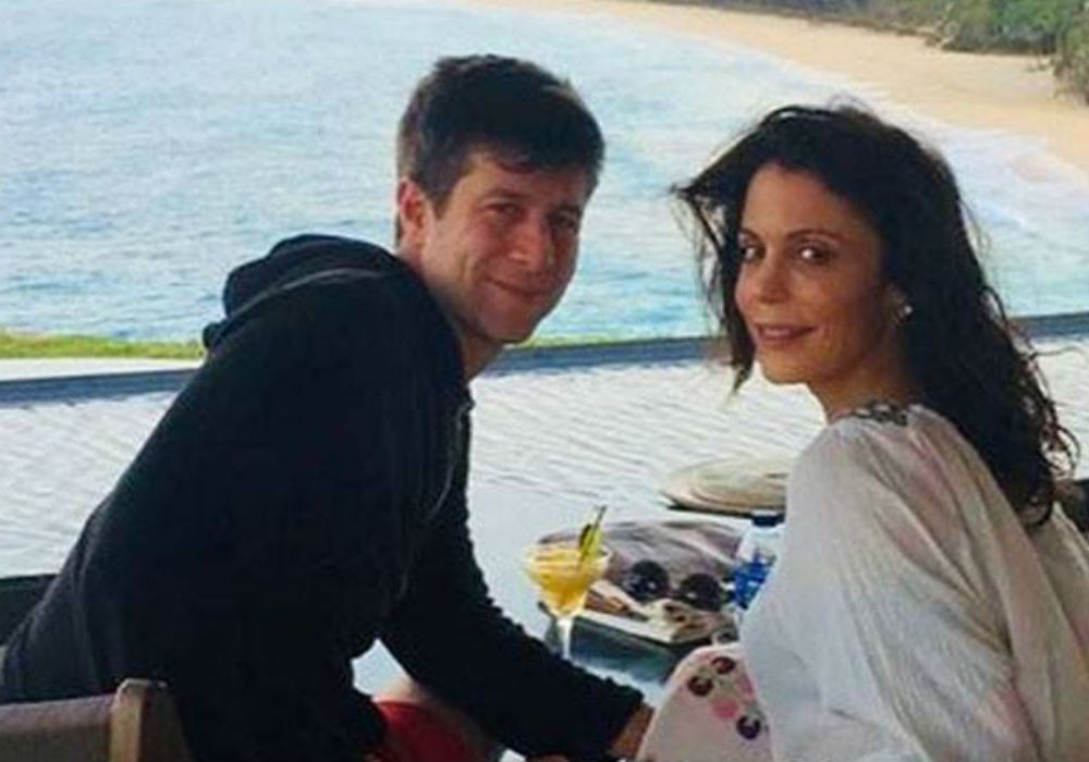 RHONY Bethenny Frankel Packs On The PDA With Her New BF Amid Luann De Lesseps Feud Rumors