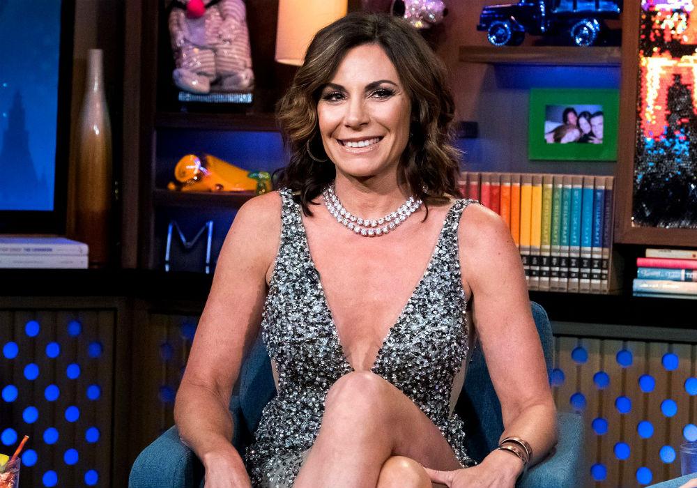 RHONY LuAnn De Lesseps Reveals She Will Be Drinking Diet Coke On Cast Trip Amid News Of Not Attending AA