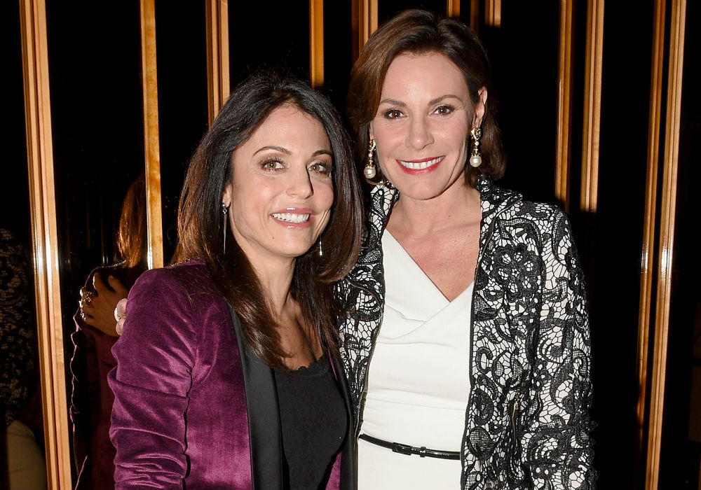 RHONY Luann De Lesseps Threatens To Quit If Bravo Brings Back Bethenny Frankel Next Season