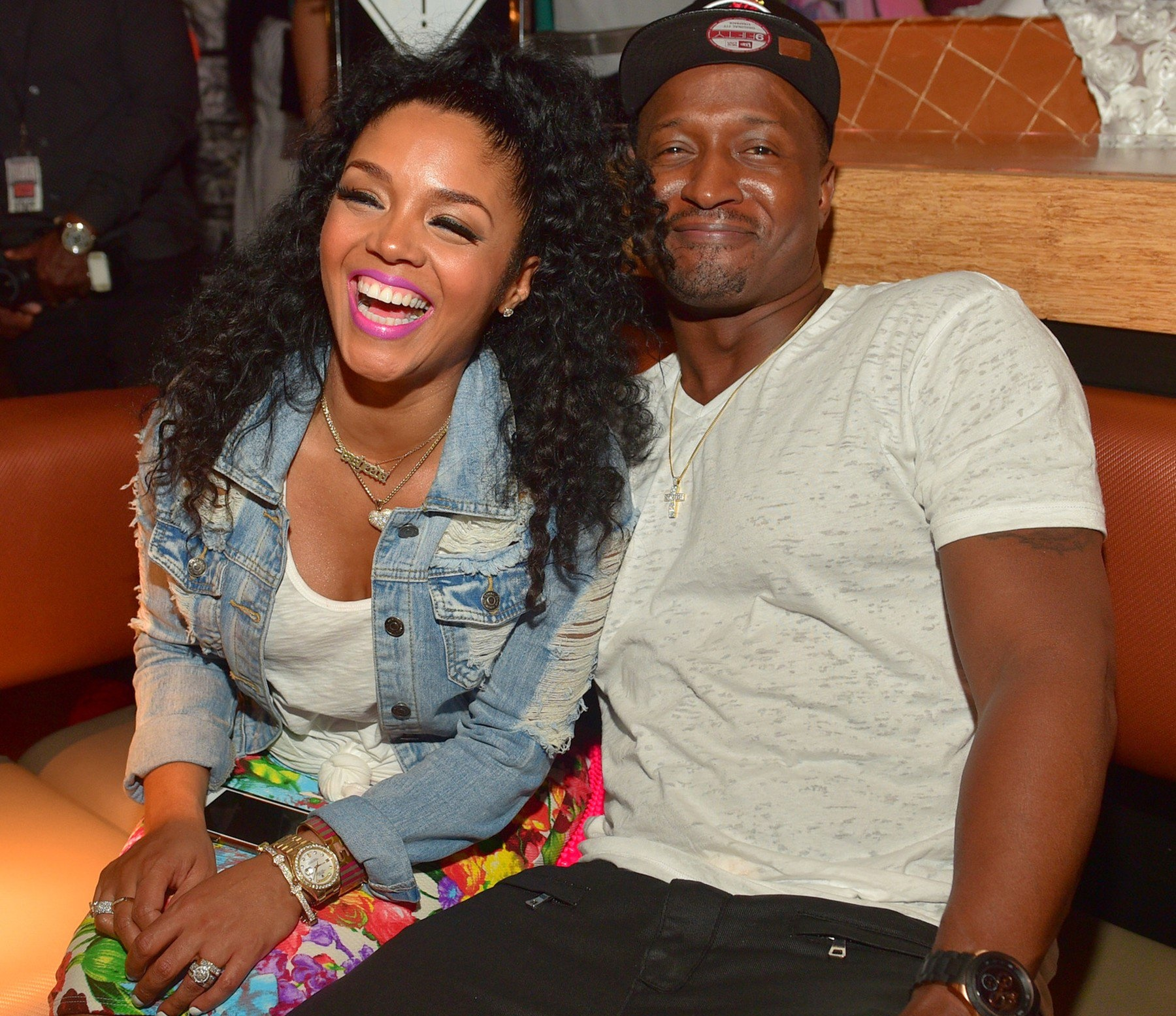 Rasheeda Frost Shows Off Her And Kirk Frost's Looks On A Dinner Night And Fans Comment Their Outfits