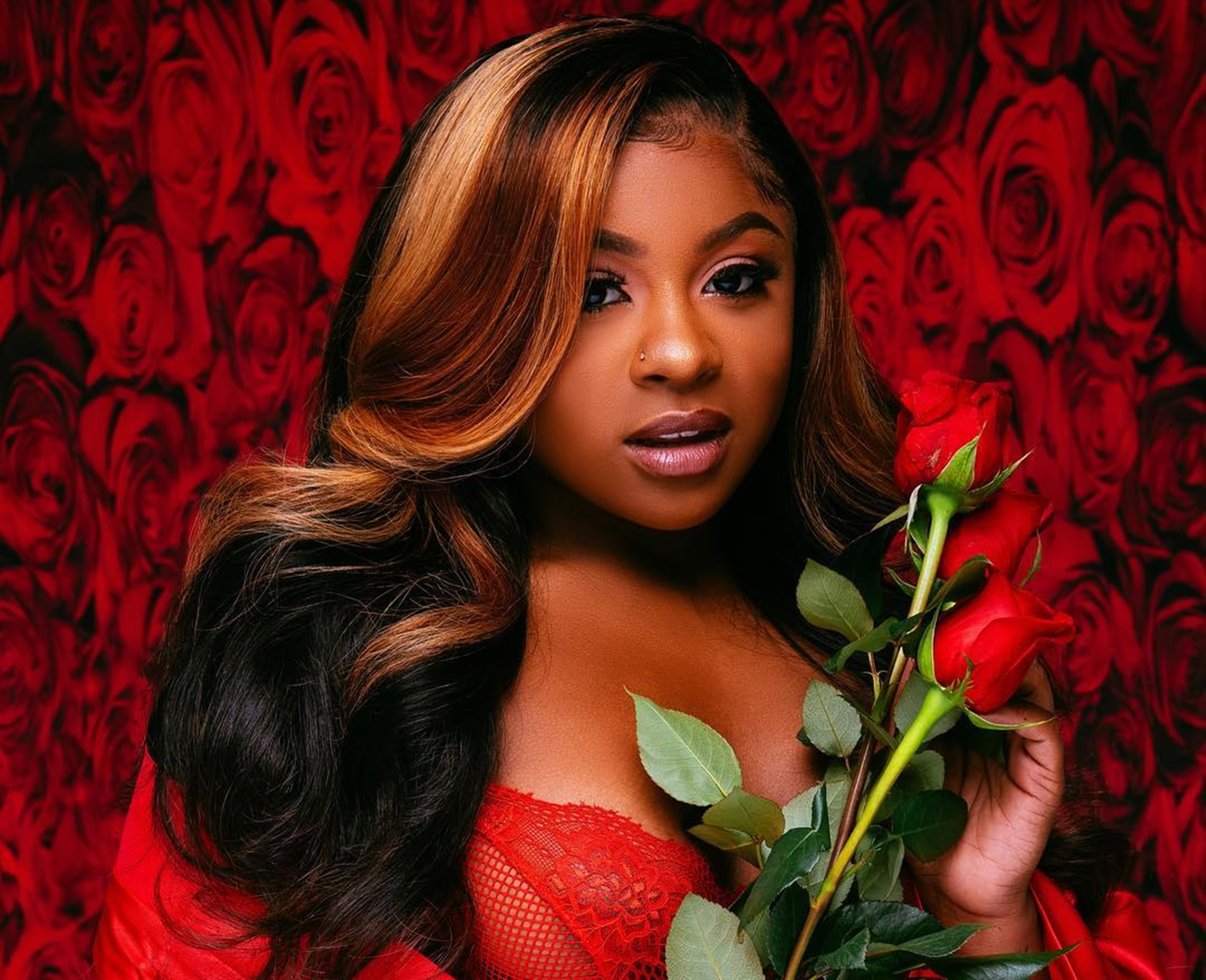 Reginae Carter Toya Wright Lil Wayne Valentine's Day