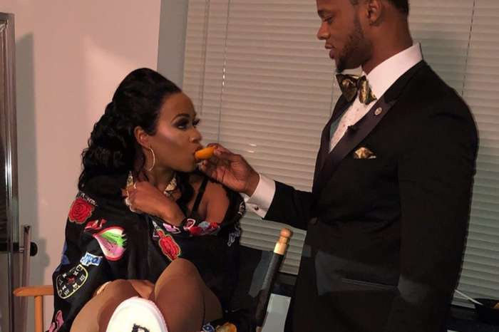 Papoose For The Win! He Is Catering To Remy Ma In Viral Romantic Photo