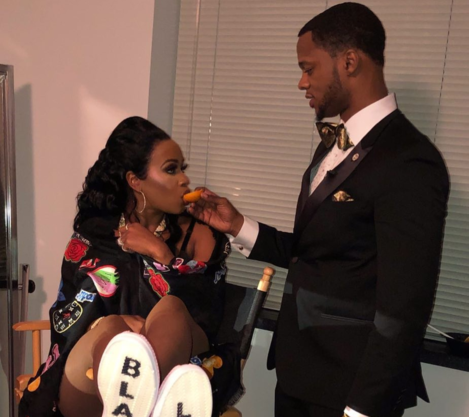 Remy Ma Papoose Valentine's Day