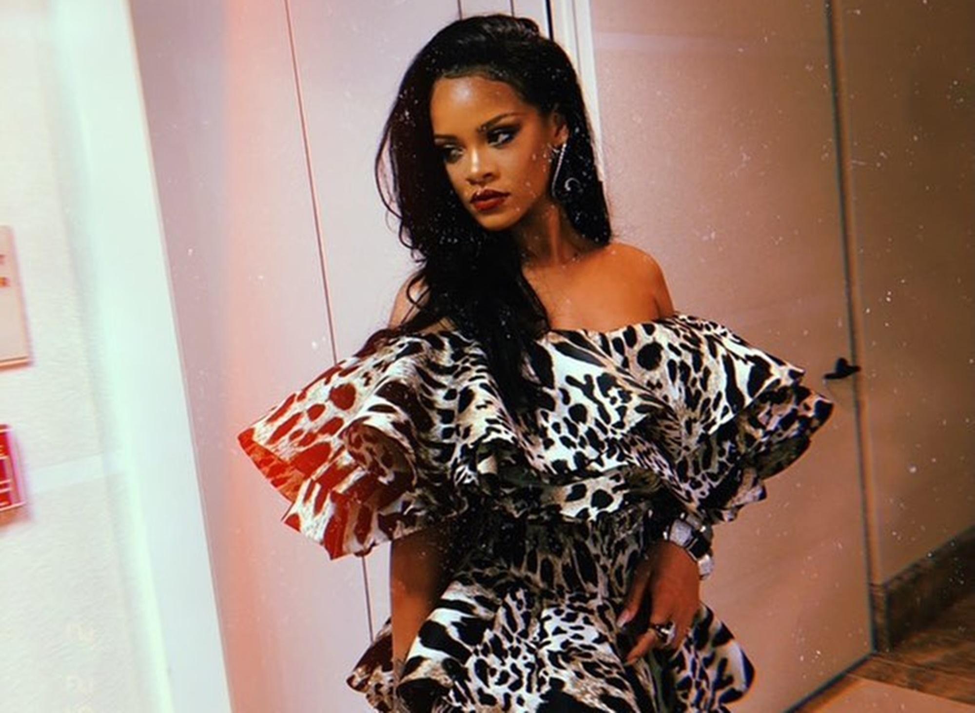 Rihanna Drake Beyonce Jay-Z Oscars Party