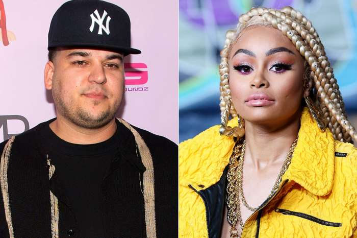 Rob Kardashian And Kris Jenner Are Reportedly Trying To Capitalize On This Latest Blac Chyna Fight With Her New Boyfriend To Take Her Daughter Away For Good