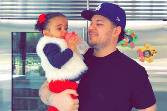 Rob Kardashian Wants Full Custody Of Baby Dream After Blac Chyna's Latest Dramas