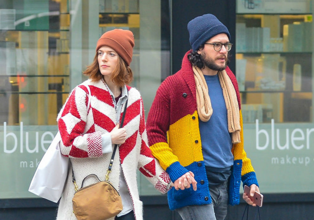 Rose Leslie Clarifies Kit Harington's Claims He Ruined Game Of Thrones For Her