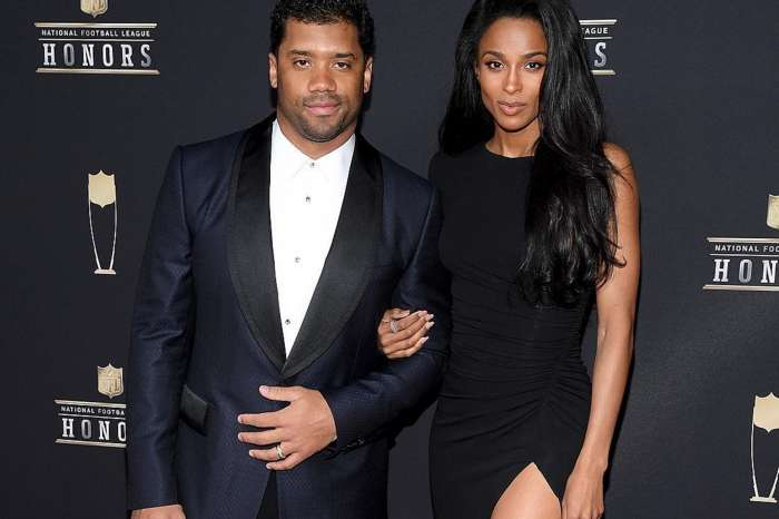 Ciara Shows Off Toned Legs In New Video Filmed By Russell Wilson -- Future Will Be Mad