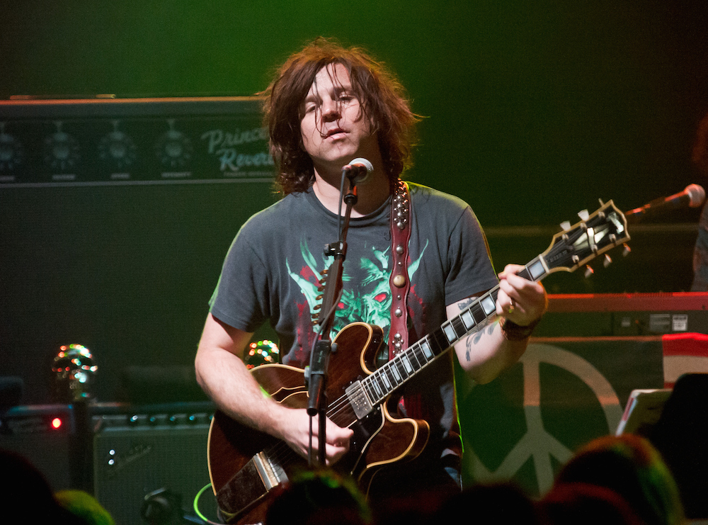 Feds reportedly investigating Ryan Adams over sexts with teen