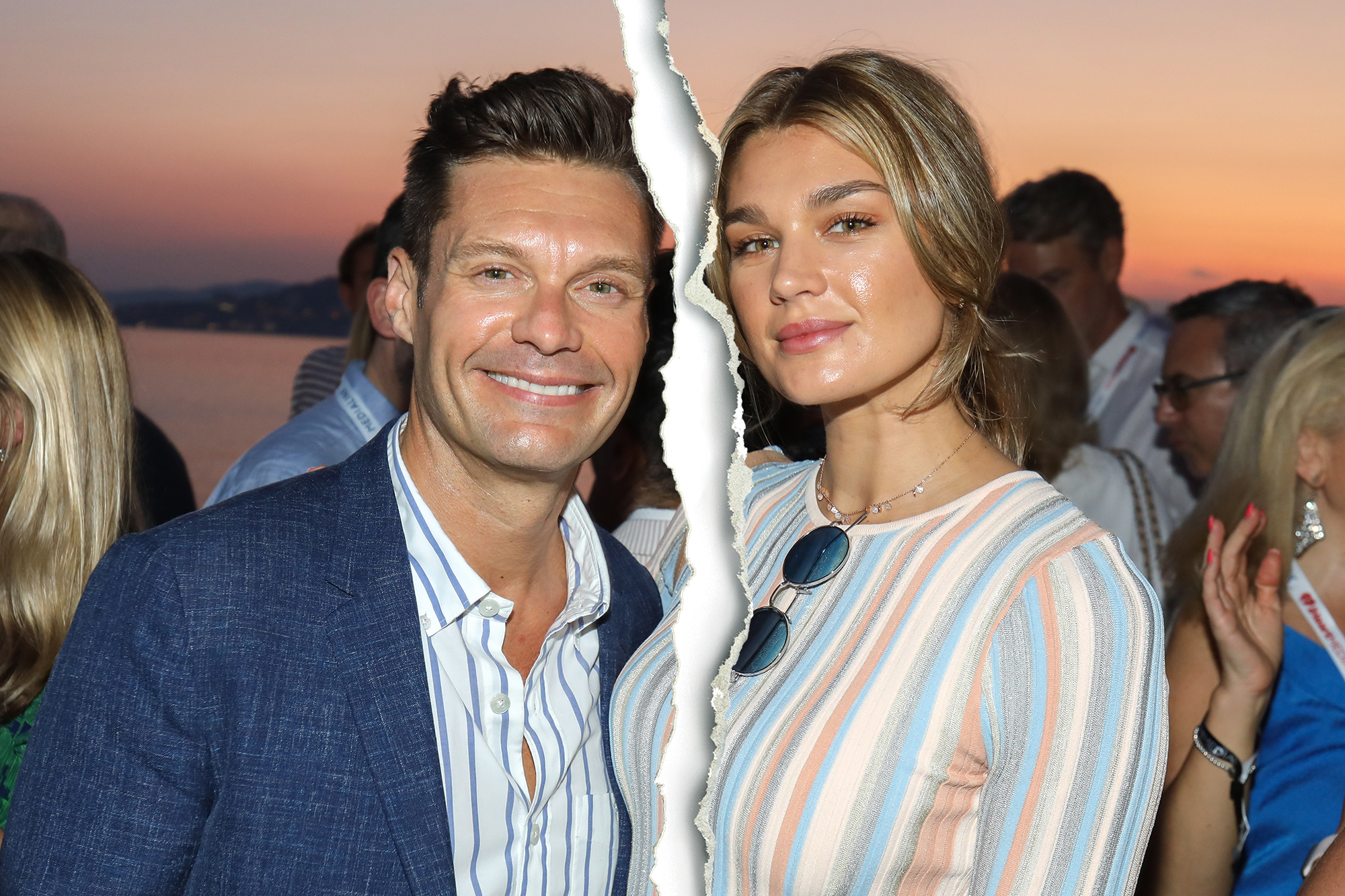 Ryan Seacrest Hits the Gym Amid Reports of Shayna Taylor Split