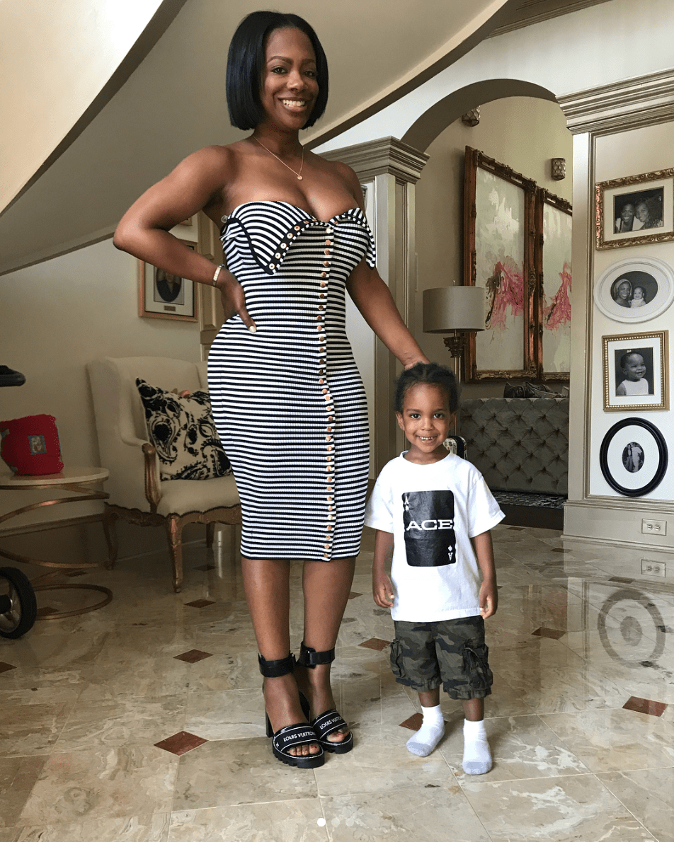 Kandi Burruss Is Sad She's Missing Her Son, Ace Wells Tucker's Chinese New Year Performance - Haters Shade Her Again For Not Spending Time With Her Family