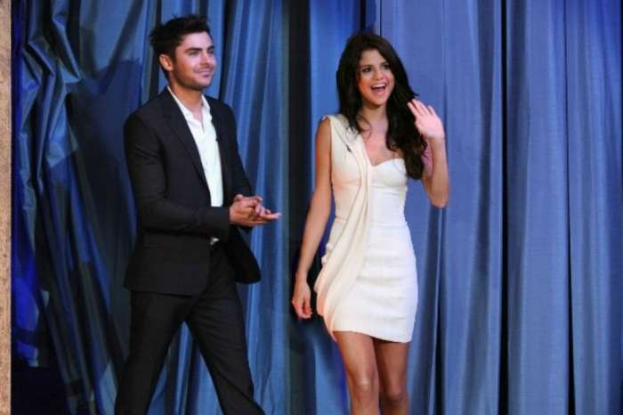 Selena Gomez's Friends Are Concerned With Her Flirtatious Relationship With Zac Efron