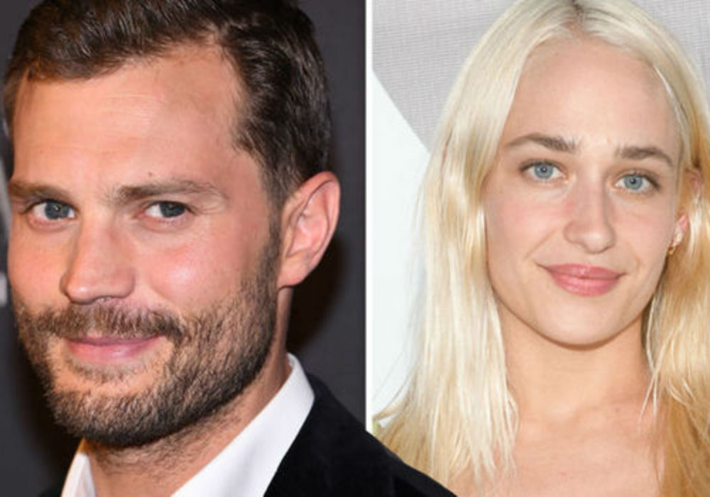 Sex Scenes With Fifty Shades Star Jamie Dornan Are 'Intimidating' Claims Jemima Kirke