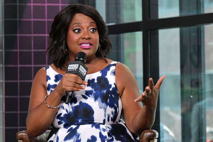 Sherri Shepherd Crushing On Nick Cannon - Says His Photo 'Made Her Pregnant'