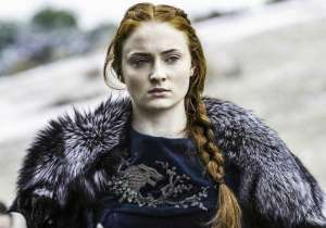 Sophie Turner's Sansa Stark Is Ready For War In Season 8 Of Game Of Thrones