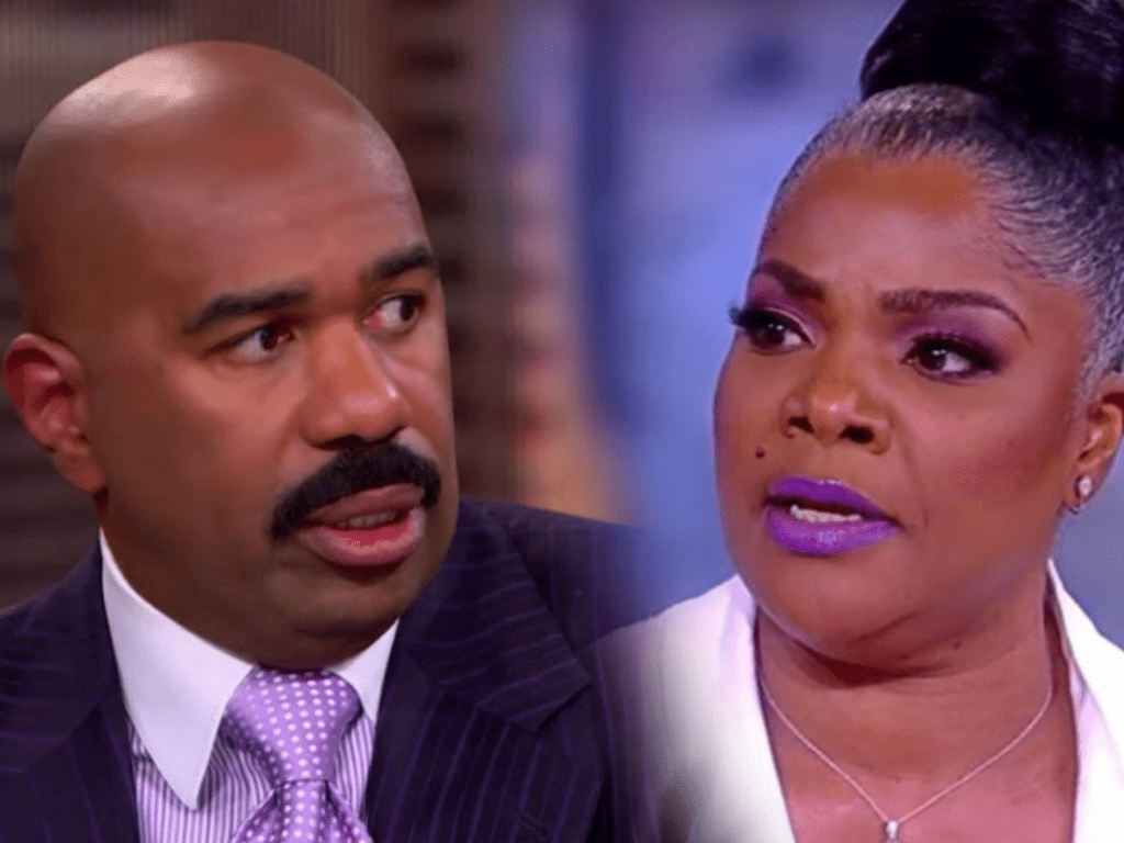 """""""monique-threatens-to-punch-steve-harvey-during-discussion-of-her-being-blackballed-in-hollywood"""""""
