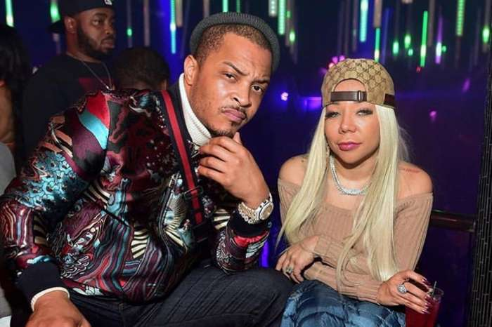 Tiny Harris' Latest Photo Has Fans Hating Marlo Hampton's Look; Some Say It's Not Even Her In The Photo - See It Here
