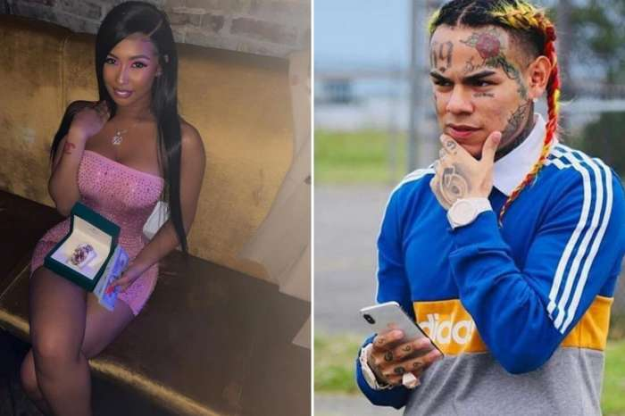 Tekashi 69's Girlfriend Jade Trolls Him With Valentine's Day Message: 'I Always Knew You Were A Rat As* Ni**a' - His Fans Blasted Her For It