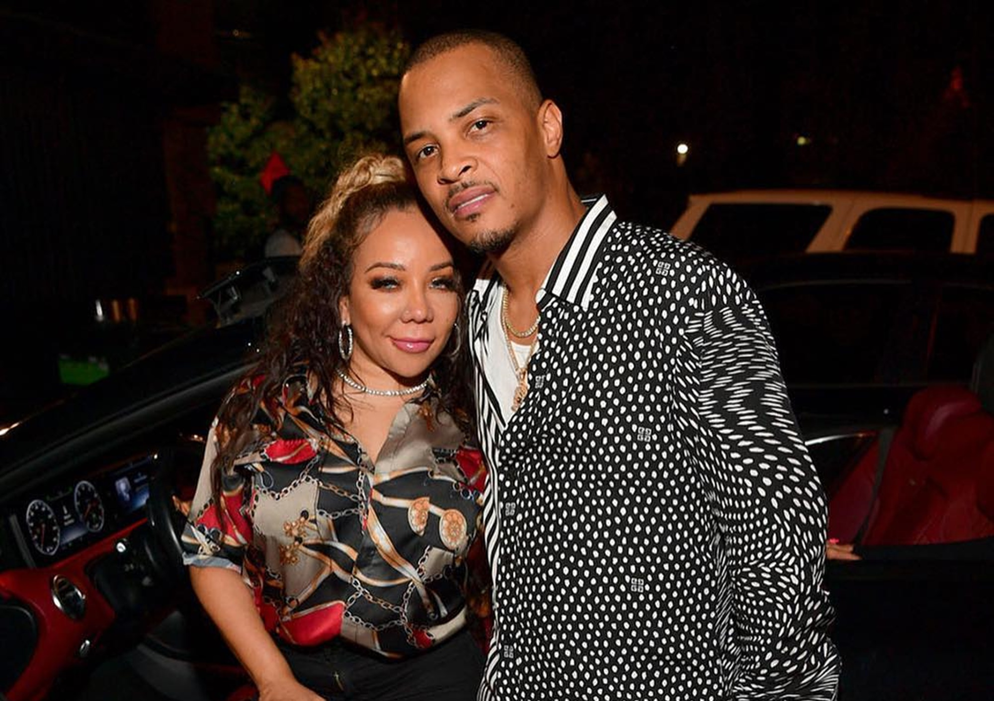 Tiny Harris Is Reportedly Letting T.I. Enjoy 'His Space' During The Super Bowl Weekend For This Reason
