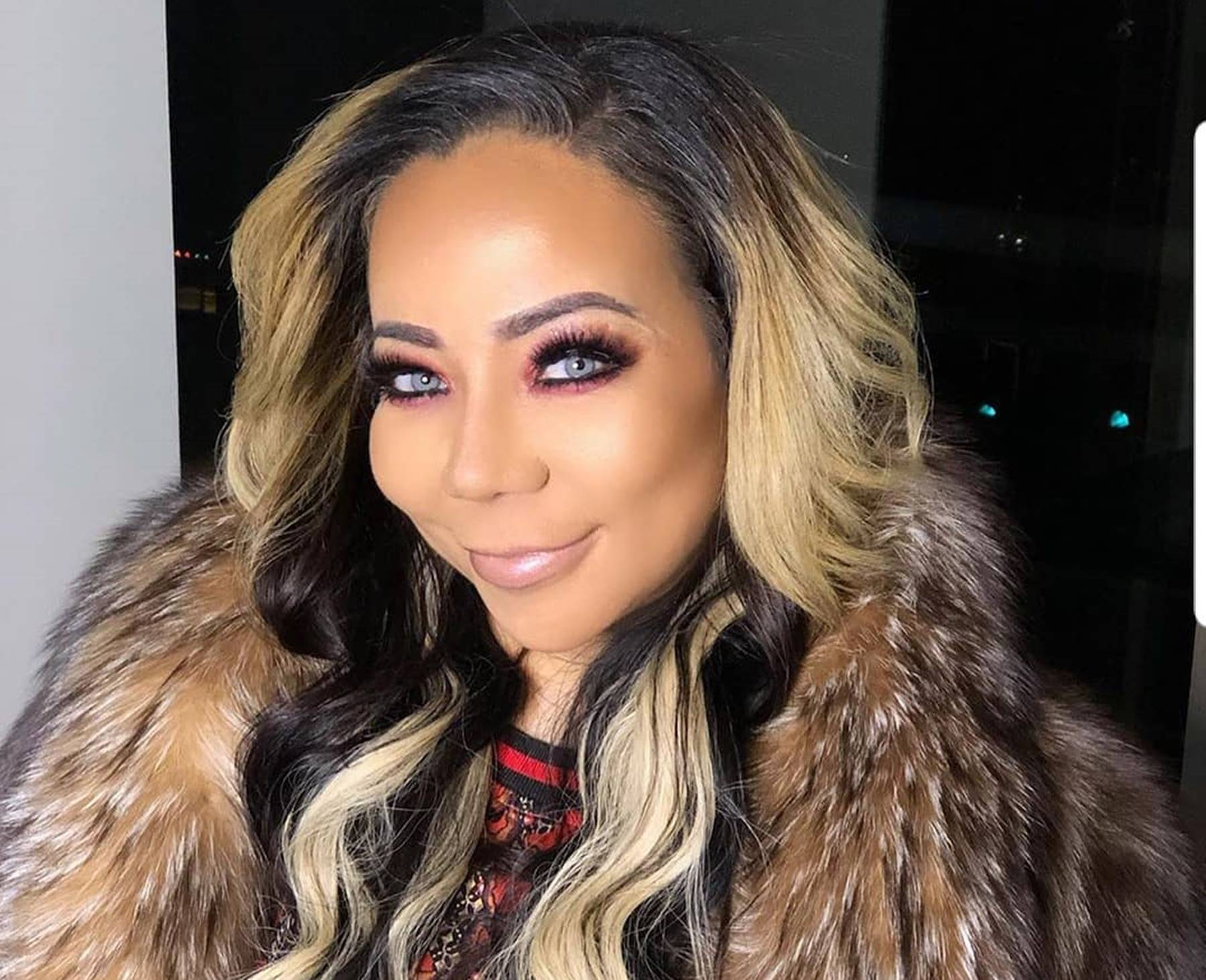 Tiny Harris Wishes A Happy Birthday To Her Niece With A Gorgeous Photo Since She Was Really Young And Fans Tell T.I.'s Wife That She Looked More Beautiful Before Cosmetic Interventions