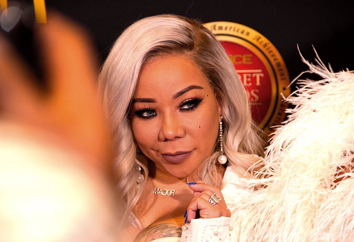 Tiny Harris Shares Some 'Bedroom Music' In Her Latest Video, Slaying A New Look - Watch It Here; Fans Are Happy To See Tiny In Good Spirits