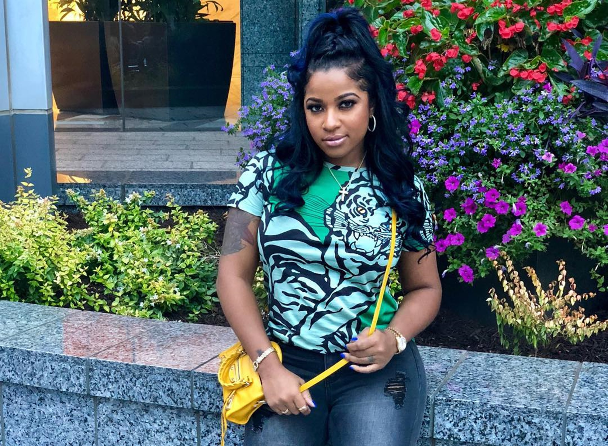 Toya Wright Tells Fans She Raised Her Daughter Reginae Carter Right - Check Out Her Message