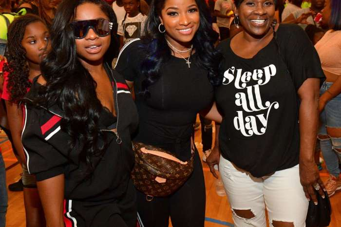 Toya Wright's Latest Photo With Her Daughters And Mom Has Fans Gushing Over Nita - Check It Out Here