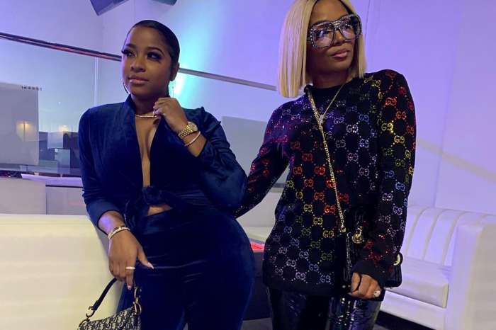 Rasheeda Frost Ends Fashion Fail Streak In New Fire And Ice Photo With Toya Wright -- Kirk Will Approve