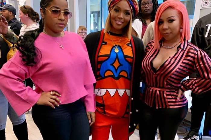 Rasheeda Frost Baffles Fans With Surprising Fashion Fail In Photo With Toya Wright And Tiny Harris