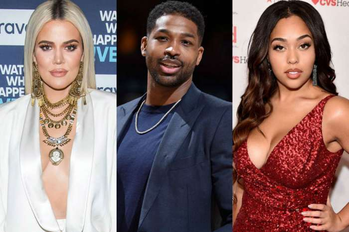 Tristan Thompson Tried To Convince Khloe Kardashian That The Cheating Drama With Jordyn Woods Was 'Fake News'