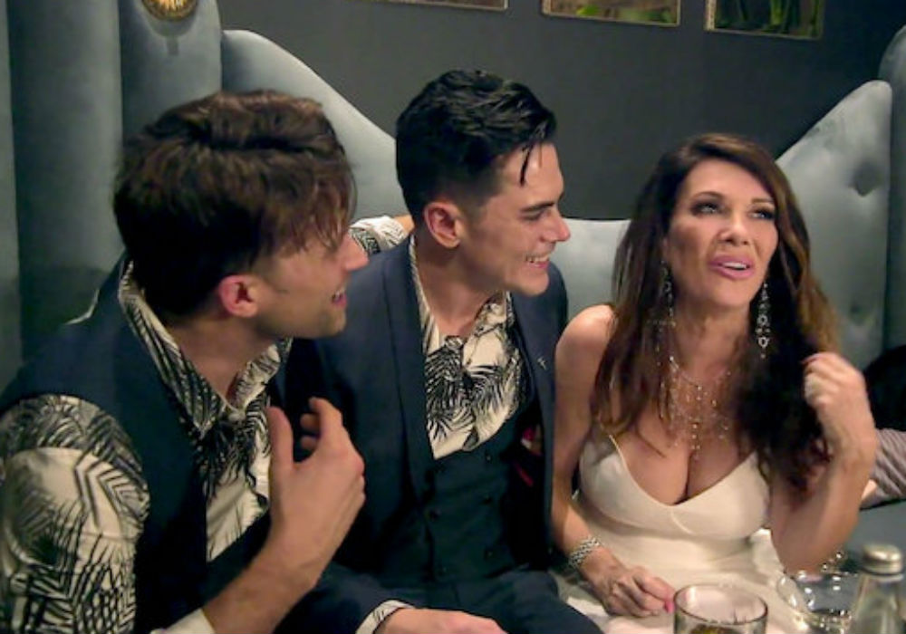 Vanderpump Rules Producers Spill On What Really Went Down At TomTom's First Party