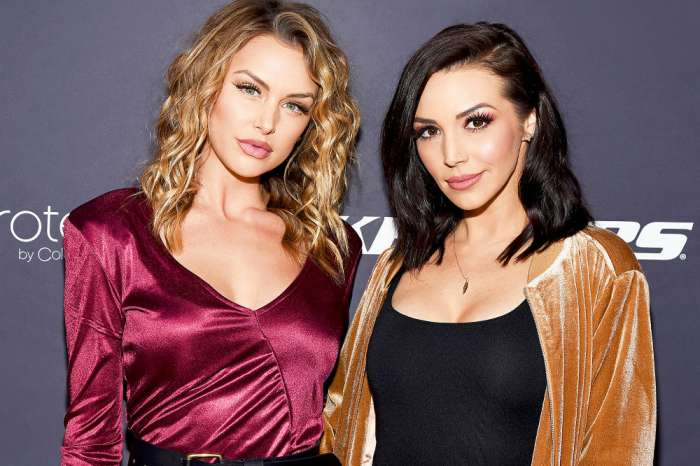 Vanderpump Rules Star Lala Kent Gets Real With Scheana Marie And It Brings Her To Tears