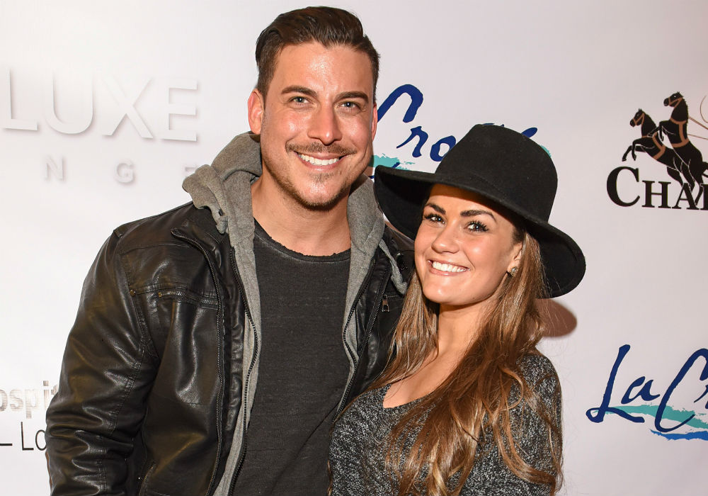 Vanderpump Rules Stars Jax Taylor And Brittany Cartwright At Odds Over Airing Thier Wedding On Bravo