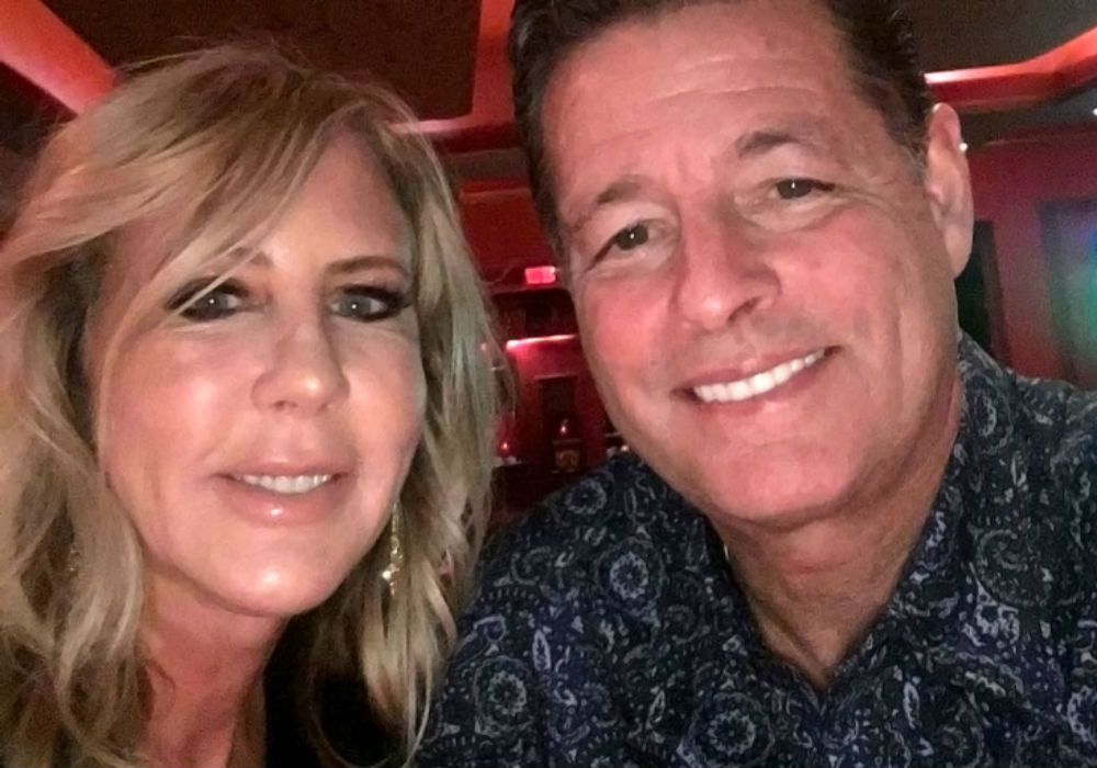 Vicki Gunvalson Responds To Rumors She Is Begging Steve Lodge To Marry Her To Save Her Spot On RHOC