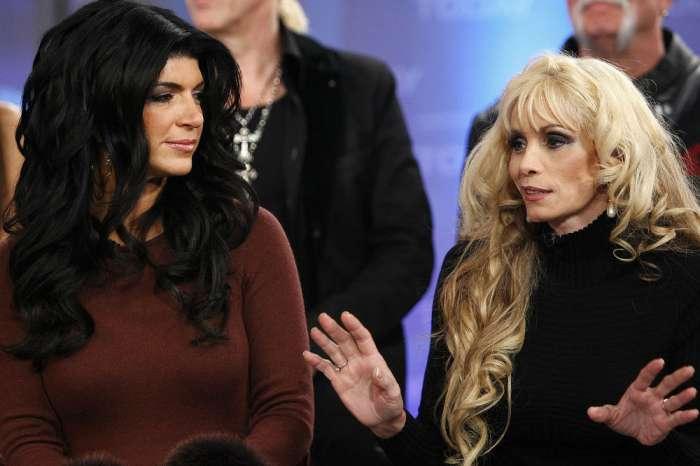 Victoria Gotti Claims 'It Would Take A Lot' For RHONJ Teresa Giudice To Leave Juicy Joe