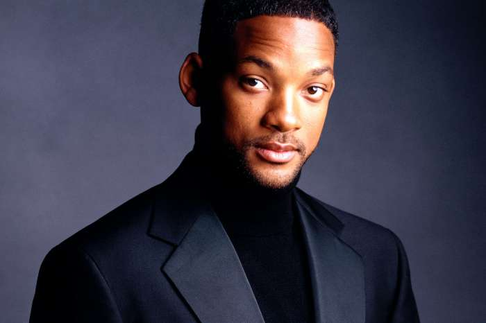 Will Smith Shares Footage Of Son Jaden Cutting His Own Hair - Check Out The Video