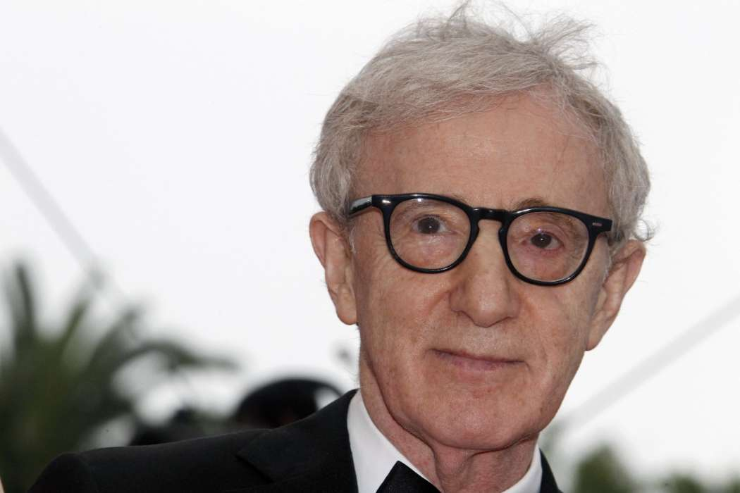 Woody Allen sues Amazon for $96 million over terminated movie deal