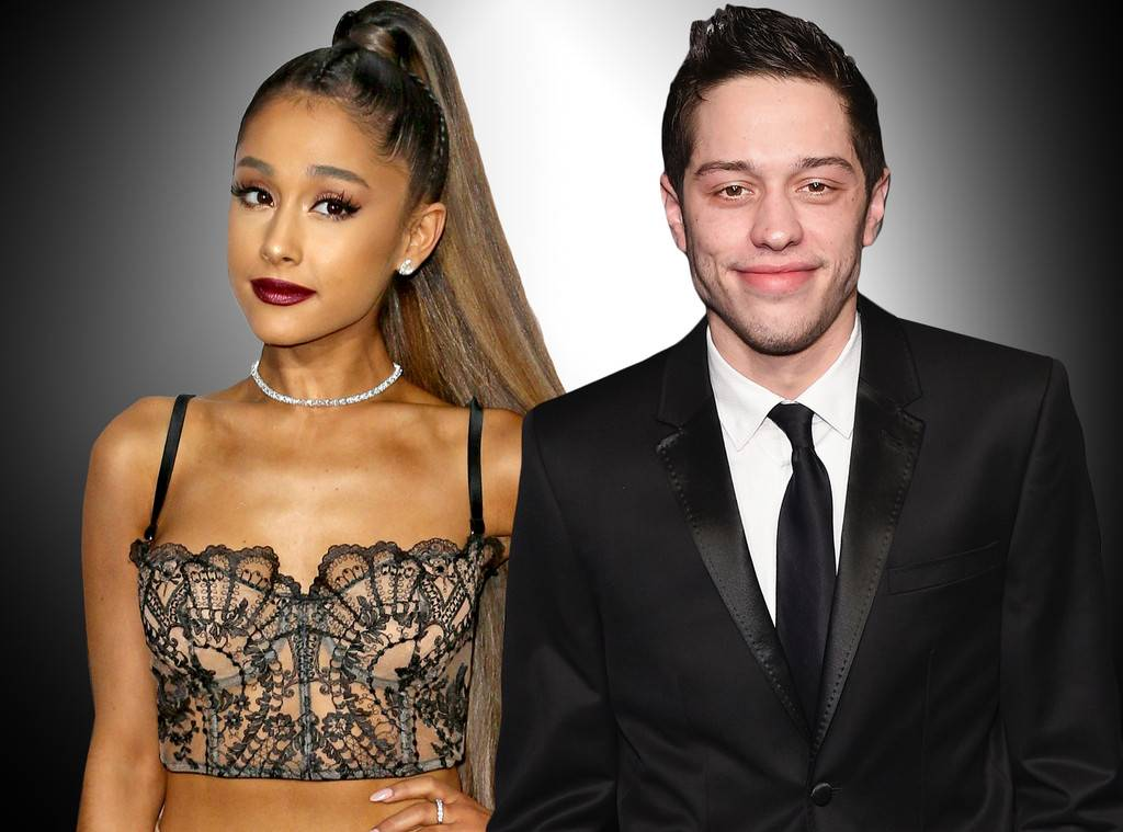 Pete Davidson Has Covered His Ariana Grande Tattoo With The Word