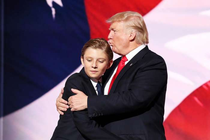 Donald Trump Says He Would Not Want Son Barron To Become A Football Player Ahead Of The Super Bowl - Here's Why!