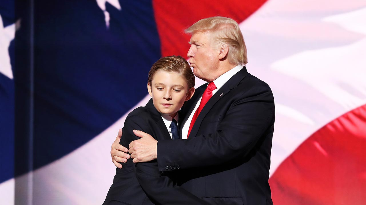 """""""donald-trump-says-he-would-not-want-son-barron-to-become-a-football-player-ahead-of-the-super-bowl-heres-why"""""""