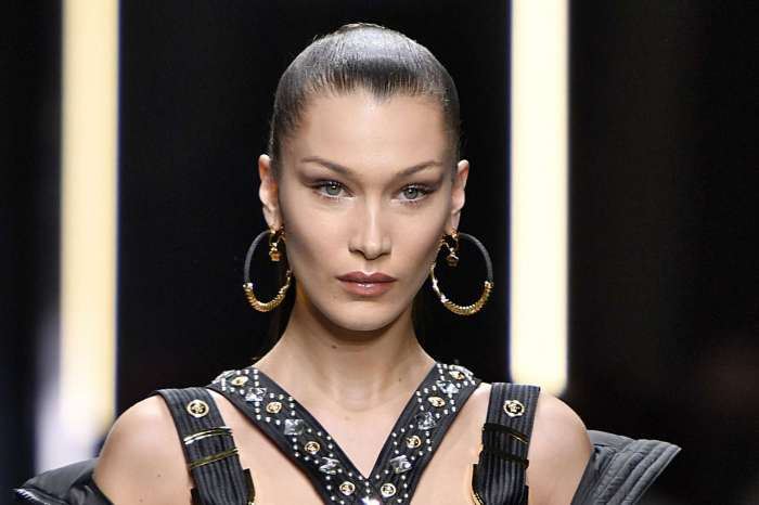 Bella Hadid Walks Multiple Paris Fashion Week Runways With Terrible 101 Degree Fever