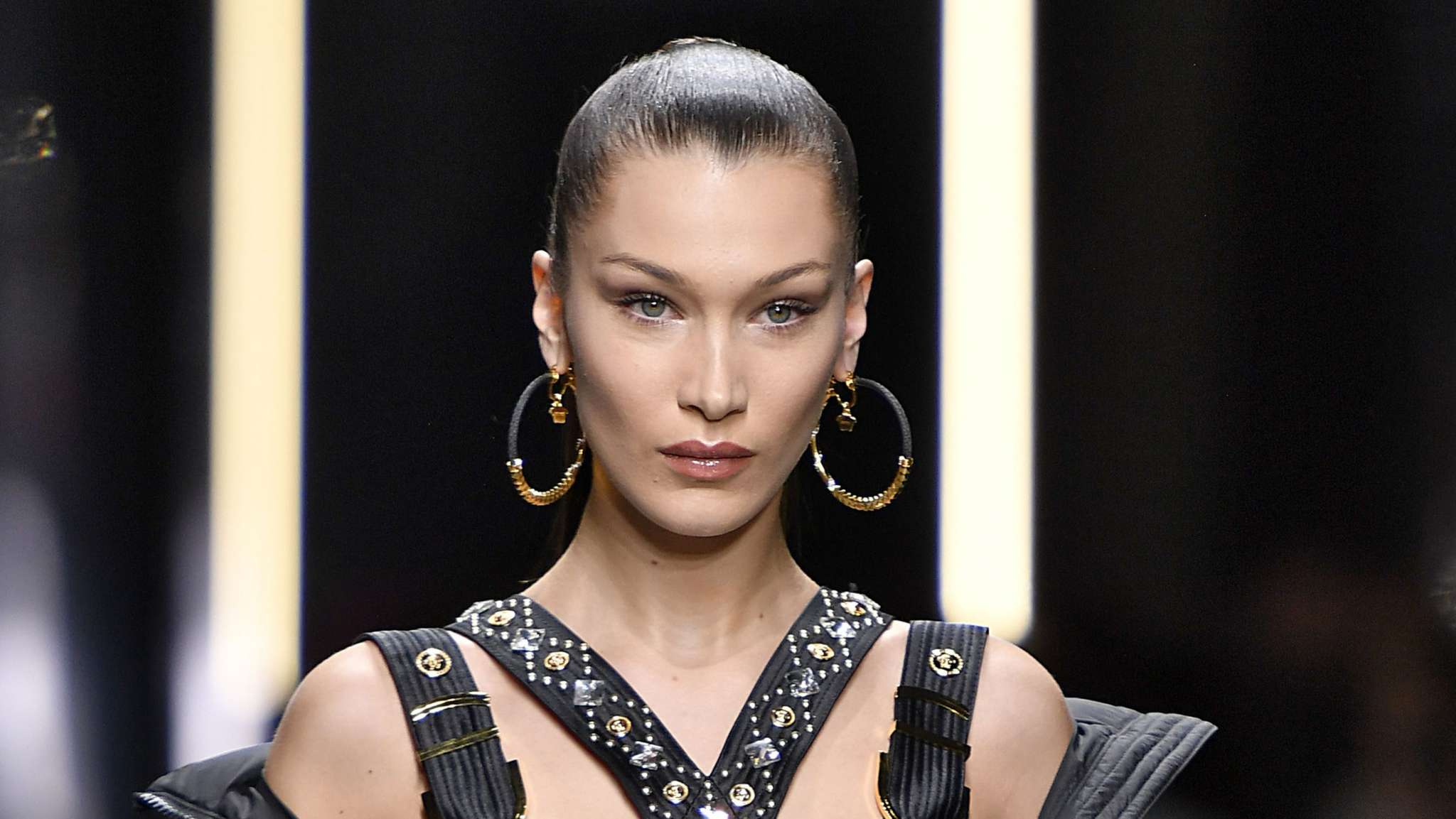 Bella Hadid Walks Paris Runways With 101 FEVER!