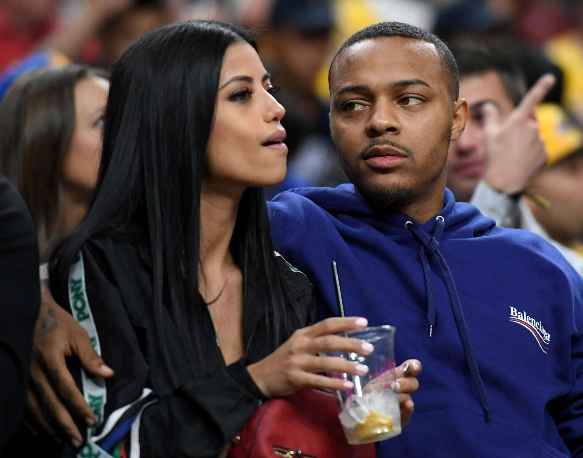 Bow Wow's Rep Says That Kiyomi Leslie Was The Main Aggressor In Their Fight