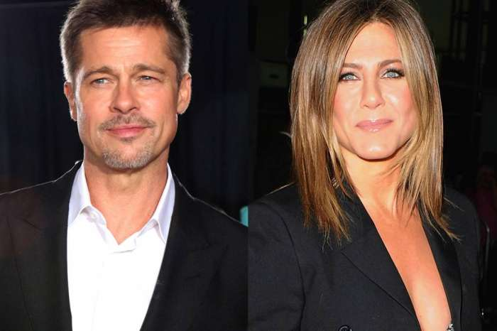 Brad Pitt - Source Reveals The Real Reason He Was At Ex Jennifer Aniston's Birthday Celebration